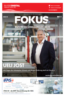 Titelseite FOKUS Business Challenges 2020